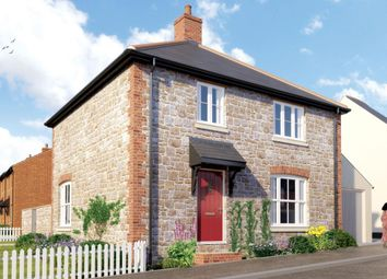 Thumbnail 3 bedroom detached house for sale in Lower Putton Lane, Chickerell, Weymouth