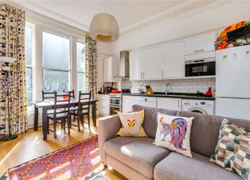 Thumbnail 1 bed flat to rent in Leighton Crescent, London