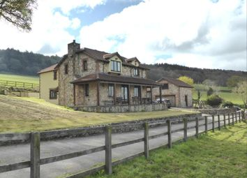 Thumbnail 4 bedroom equestrian property for sale in Ottery St. Mary, Devon