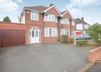 Thumbnail 3 bed semi-detached house for sale in Warstones Road, Penn, Wolverhampton