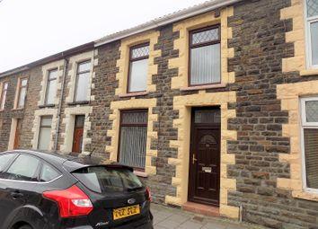 Thumbnail 3 bed terraced house to rent in Alexandra Road, Gelli, Pentre, Rhondda, Cynon, Taff.