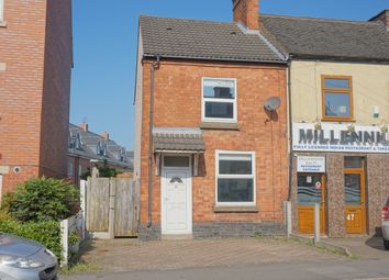 Thumbnail 2 bed end terrace house for sale in Derby Road, Hinckley
