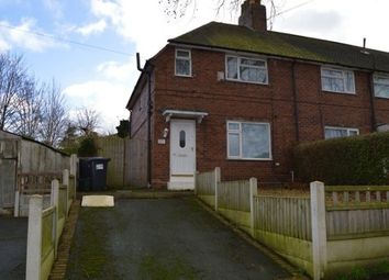 Thumbnail 4 bed semi-detached house to rent in Orme Road, Newcastle-Under-Lyme, Newcastle