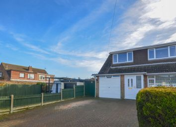 Thumbnail 3 bedroom semi-detached house for sale in Nelson Park Road, St Margarets At Cliffe
