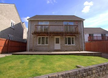 Thumbnail 4 bed detached house to rent in William Evans Close, Tamerton Foliot, Plymouth