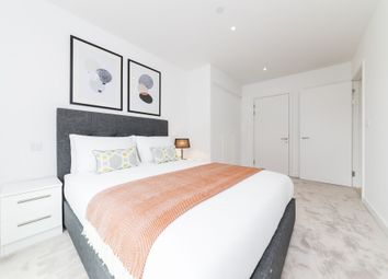 Thumbnail 2 bedroom flat to rent in Commodore House, 3 Schooner Road, Royal Wharf, London