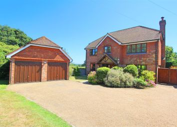 Thumbnail 5 bed detached house for sale in Catsfield Road, Ninfield, Battle