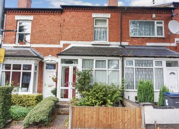 3 bed terraced house for sale in Oliver Road, Erdington, Birmingham B23