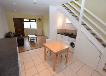 Thumbnail 1 bedroom end terrace house to rent in Stanley Street, Derby