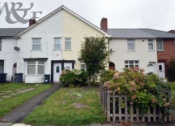 Thumbnail 3 bed terraced house for sale in Perry Common Road, Erdington, Birmingham