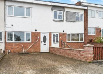 Thumbnail 2 bed terraced house for sale in Uplands Crescent, Llandough, Penarth