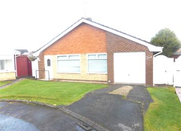 Thumbnail 3 bed detached bungalow for sale in Bosworth Close, Spital