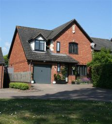 Thumbnail 4 bed detached house for sale in Cromwell Road, Powick, Worcester