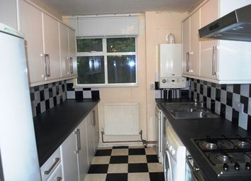 Thumbnail 3 bed duplex to rent in Leigh Road, London