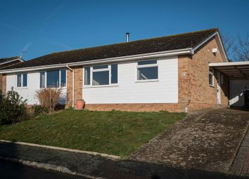 Thumbnail 2 bedroom semi-detached bungalow for sale in Cleve Close, Framfield, Uckfield