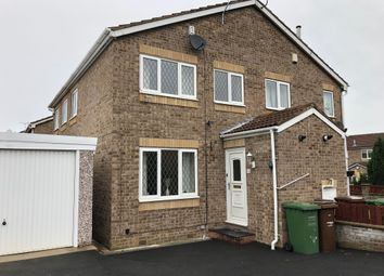 Thumbnail 2 bedroom terraced house to rent in Marston Walk, Altofts