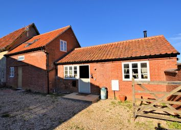 Thumbnail 1 bed barn conversion to rent in Gressenhall, Dereham