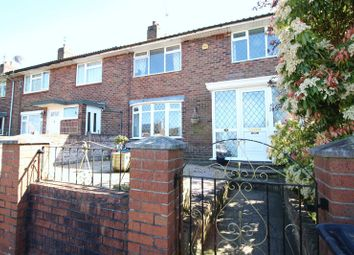 Thumbnail 4 bed terraced house for sale in Lynmouth Close, Biddulph, Staffordshire