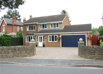 Thumbnail 4 bed detached house for sale in Collier Lane, Ockbrook, Derby
