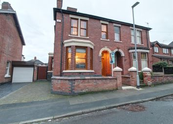 Thumbnail 4 bed semi-detached house for sale in James Street, Stoke-On-Trent