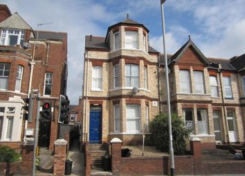 Thumbnail 1 bed flat to rent in Pinhoe Road, Mt Pleasant, Exeter, Devon