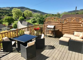 Thumbnail 3 bed terraced house for sale in Gelliceibryn, Glynneath, Neath