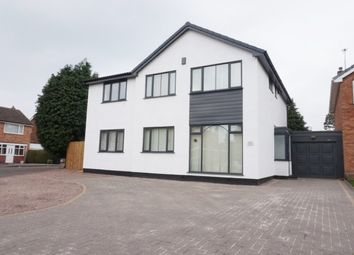 Thumbnail 5 bedroom detached house for sale in Penns Lane, Walmley, Sutton Coldfield