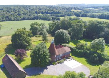 4 bed detached house for sale in The Oast House, Dodhurst Farm, High Woods Lane, Tunbridge Wells, Kent TN3