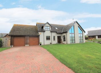Thumbnail 4 bed property for sale in 16 Redcastle View, Kirkhill, Inverness