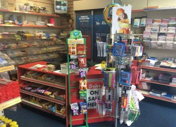 Thumbnail Retail premises for sale in Oakdale Newsagents, Blackwood