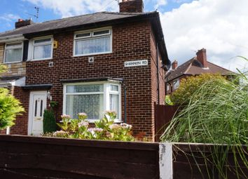 Thumbnail 3 bed semi-detached house for sale in Shannon Road, Manchester