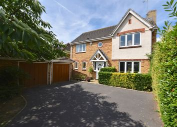 Thumbnail 4 bed detached house for sale in Sandlewood Close, Yeovil