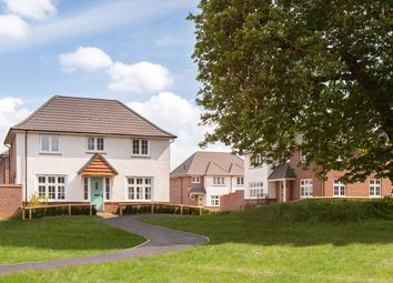 "Thumbnail 3 bedroom detached house for sale in ""Amberley"" at Begbrook Park, Frenchay, Bristol"