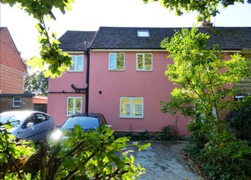 Thumbnail 5 bed semi-detached house for sale in Wellgreen Lane, Kingston, Lewes