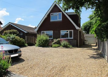 Thumbnail 3 bed bungalow for sale in Manor Way, Lee-On-The-Solent