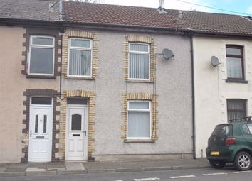 Thumbnail 2 bed terraced house for sale in Hillside Terrace, Wattstown, Porth
