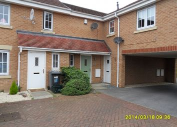 Thumbnail 2 bed terraced house to rent in Harris Road, Armthorpe