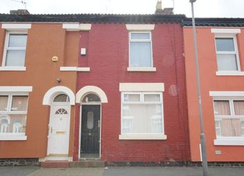 Thumbnail 2 bed terraced house for sale in Elaine Street, Toxteth, Liverpool