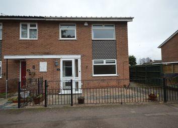 Thumbnail 3 bedroom semi-detached house to rent in Tewkesbury Close, West Bridgford, Nottingham