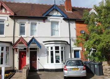 Thumbnail 4 bed terraced house for sale in Henry Road, Birmingham