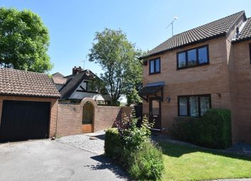 Thumbnail 3 bed semi-detached house to rent in Wheeler Close, Burghfield Common, Reading