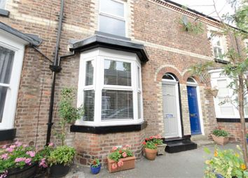 Thumbnail 2 bed terraced house to rent in Rushton Street, Didsbury, Manchester, Greater Manchester