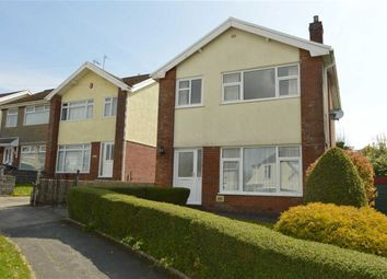 Thumbnail 3 bed detached house for sale in Ridgeway, Killay, Swansea