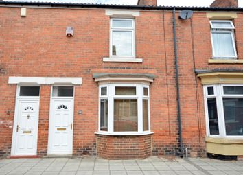 Thumbnail 2 bed terraced house for sale in Scott Street, Shildon