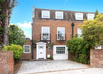 Thumbnail 4 bed property to rent in Belsize Road, South Hampstead, London