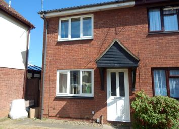 Thumbnail 2 bedroom end terrace house to rent in Dawson Drive, Trimley St. Mary, Felixstowe