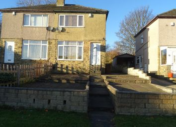 Thumbnail 2 bedroom semi-detached house for sale in Larch Hill Crescent, Bradford, West Yorkshire