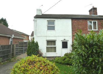 Thumbnail 2 bed end terrace house to rent in Seymour Lane, Alford