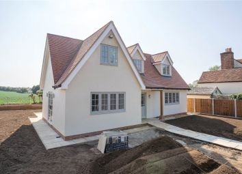 Willingale Road, Fyfield, Essex CM5. 3 bed detached house
