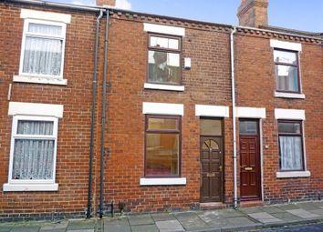 Thumbnail 2 bed terraced house to rent in Robert Heath Street, Smallthorne, Stoke-On-Trent